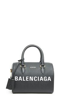 BALENCIAGA logo hand bag