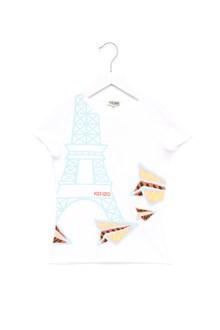 KENZO KIDS t-shirt stampa