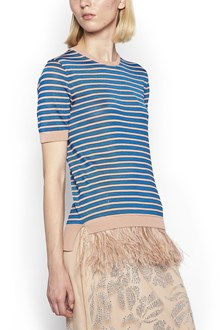 N°21 feathers sweater