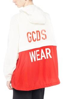 GCDS giacca 'anorak'