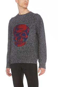 ALEXANDER MCQUEEN maglione teschio
