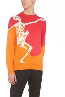 ALEXANDER MCQUEEN maglione 'dancing skull'