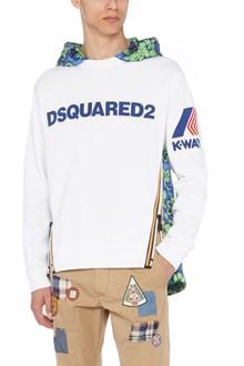 DSQUARED2 logo k-way