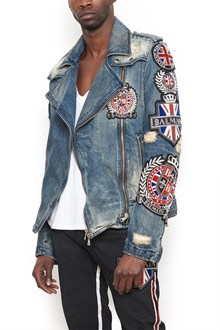 BALMAIN biker patch