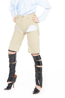 Y/PROJECT cut out shorts