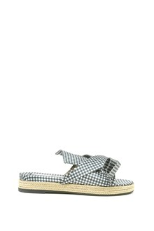 N°21 knot sandals