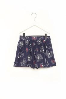KENZO KIDS printed shorts