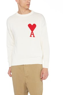 AMI ALEXANDRE MATTIUSSI heart sweater