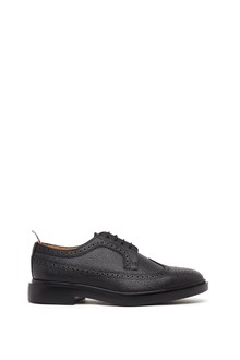 THOM BROWNE 'longwing' lace up shoes