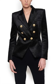 BALMAIN velvet jacket