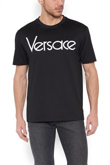 VERSACE embrodiered logo t-shirt