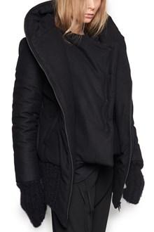 ANN DEMEULEMEESTER oversize jacket