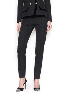 ALEXANDRE VAUTHIER velvet bands pants