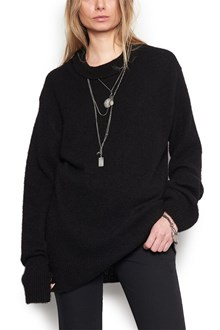 ANN DEMEULEMEESTER maglione oversize