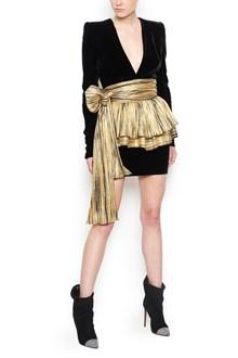 ALEXANDRE VAUTHIER pleats dress