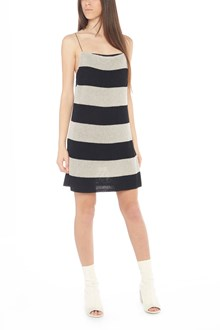 LANEUS stripes dress