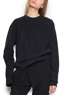 ANN DEMEULEMEESTER oversize sweatshirt