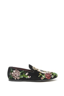 DOLCE & GABBANA 'young pope' loafers