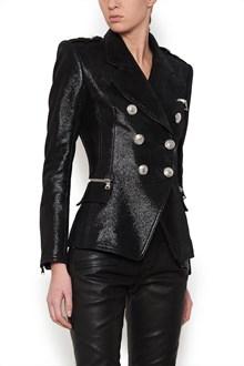 BALMAIN shiny jacket