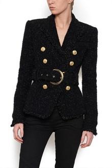 BALMAIN belt jacket