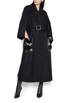 FENDI oversize coat