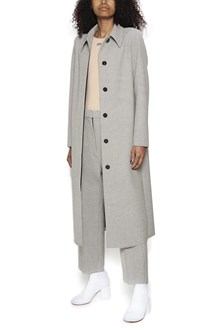 MM6 BY MAISON MARGIELA check coat
