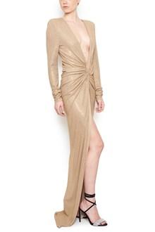 ALEXANDRE VAUTHIER strass dress
