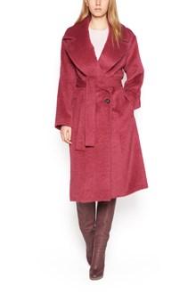 AGNONA belt coat