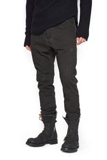 10SEI0OTTO pantalone strappi