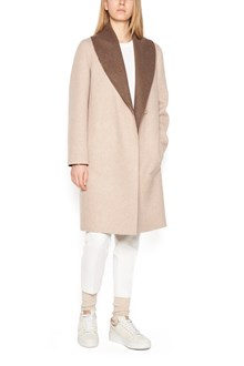 AGNONA reversible coat