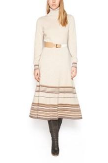 AGNONA lurex dress
