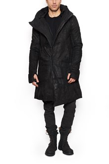 10SEI0OTTO leather parka