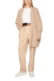 AGNONA belt cardigan