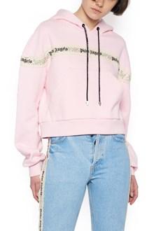 PALM ANGELS 'flower tape' hoodie