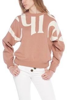 CHLOÉ logo sweater