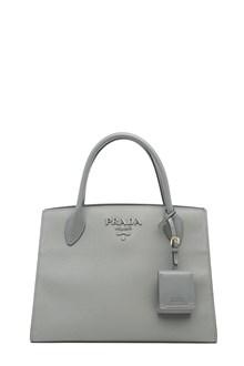 PRADA 'monochrome' hand bag