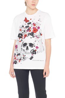 ALEXANDER MCQUEEN t-shirt 'skull'