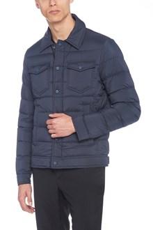 HERNO 'denim jacket' down jacket