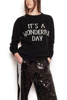 ALBERTA FERRETTI 'it's a wonderful day' sweater