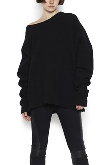 UNRAVEL 'brushed distressed' sweater