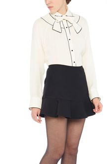 VALENTINO bow tie blouse