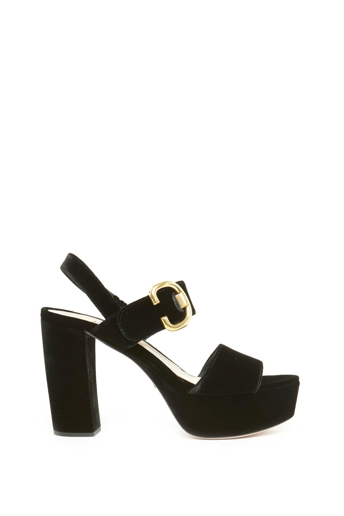 33e8735ade8db7 prada velvet sandals available on julian-fashion.com - 50362