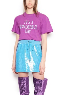 ALBERTA FERRETTI 'it's a wonderful day' t-shirt