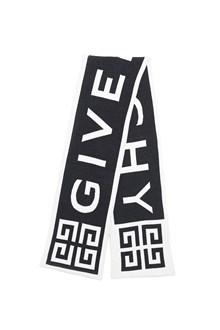 GIVENCHY sciarpa logo