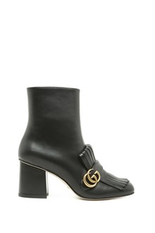 GUCCI 'gg marmont' ankle boots