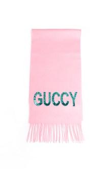 GUCCI 'guccy' scarf