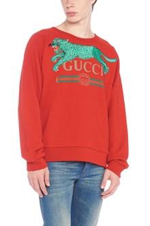 GUCCI logo swearshirt