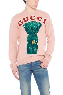 GUCCI teddy bear sweater