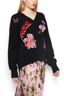 DOLCE & GABBANA 'amore' sweater