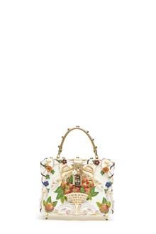 DOLCE & GABBANA 'dolce box cestino capo di monte' hand bag